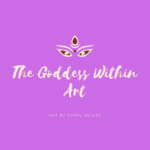 The Goddess Within Art