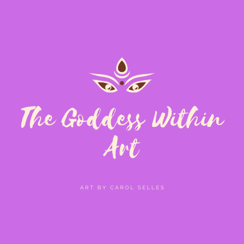 The Goddess Within Art